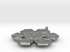 Snowflake Pendant/Earring - Style C 3d printed