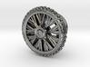 Dirbike wheel Earing Plug 10mm 00G (single) 3d printed