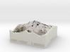 Glacier Peak, Washington, USA, 1:250000 Explorer 3d printed