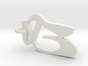 Pointe Shoe 3d printed