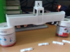 Eastbourne Tramway Car 4 (009) 3d printed With chassis inserted