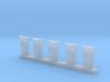 Tiki Heads 3d printed
