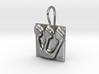 21 Shin Earring 3d printed