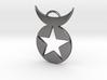 Star Emblem pendant 3d printed