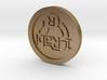 1 Rabi Coin 3d printed