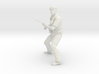 Soldier with Knife 1:24 3d printed