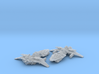HOMEFLEET Light Cruiser – 2 ships 3d printed