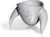 Viking Helmet Cup 3d printed