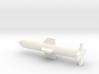 1/144 Scale GBU-57 Massive Ordnance Penetrator 3d printed