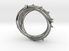 Rose Thorn Ring - Sz.7 3d printed