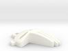 The Mega Gorilla Keychain 3d printed