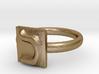 11 Kaf Ring 3d printed