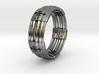 ROYAL RIPPER RING  3d printed