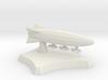 Carrier airship 3d printed
