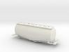 Whale Belly tank car - HOscale 3d printed