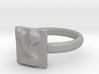 18 Tzadi Ring 3d printed