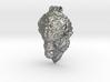 Bison Head pendant 3d printed