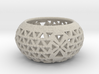 Tealight Candle Holder Q10 3d printed