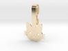 Cat Collar Hanger 3d printed