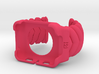 V CUFF  Small Apple Watch 42mm Case  3d printed