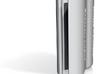 Knife Comfort Shield (large) 3d printed