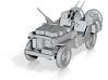 SAS Jeep HOscale 1:87 3d printed