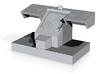 Bridge Console, 28mm Scale 3d printed