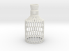 Shotglass Vase-final Correct Size 3d printed