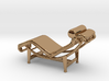 Mies-Van-Chaise-Chair - 2 Scaled Options 3d printed