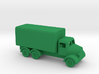 1/200 Scale Austin K6 Covered Truck 3d printed