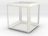 Modern Cube 3d printed