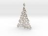 Christmas Tree Pendant 9 3d printed