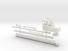 1/50th Oilfield Heavy Picker Type Crane 3d printed