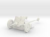 Pak 36 German anti-tank gun V1 - 1:18 Scale 3d printed