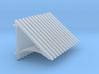 1-64 Psgr Roof Bracket 3d printed