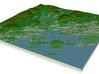 Terrafab generated model Wed Dec 18 2013 17:50:31  3d printed