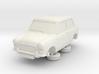 1-87 Austin Mini 58 Saloon 3d printed