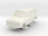 1-87 Austin Mini 64 Estate 3d printed