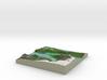 Terrafab generated model Mon Dec 05 2016 18:02:59  3d printed