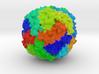 Human Ferritin Protein 3d printed