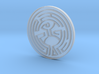 The Maze (Westworld) 3d printed