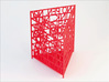 James Joyce Quote Desk Tidy 3d printed