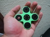 Quad Spinner 3d printed