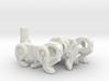 Sir Missilebottom (Corgi) Transforming Weaponoid 3d printed