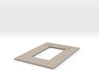 Architectural wall for Juliet balcony 3d printed Architectural wall only