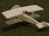 Nieuport 12bis 3d printed with propeller disk mounted