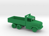1/200 Scale M-47 Dump Truck 3d printed
