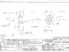 Sears/Craftsman Band Saw Bevel Gear - Part 341-299 3d printed Original drawing from Clausing