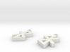 Bluetooth Earrings 3d printed