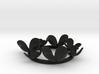 Jasmine flowers pendant 3d printed